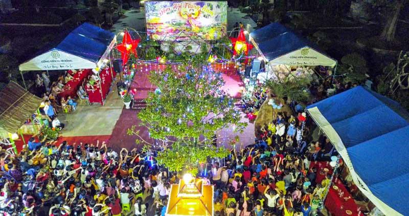 Toàn cảnh sự kiện Tết Trung Thu tại Thiền Viện Trúc Lâm Long Đức
