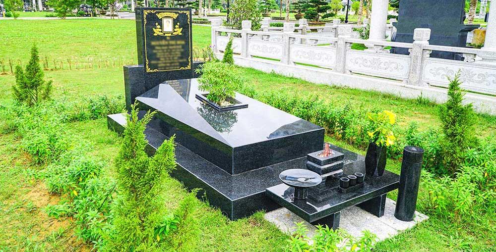 Phụ kiện trang trí mộ Công Viên Vĩnh Hằng Long Thành