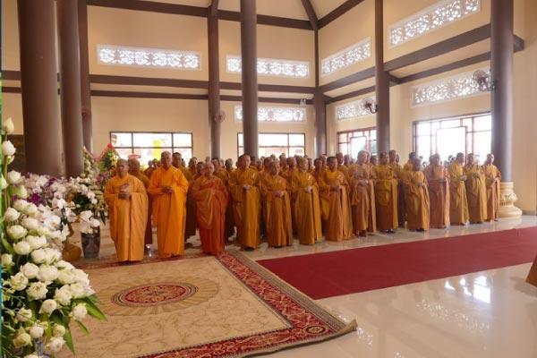 Ý nghĩa tổ chức cầu an cầu siêu trong Phật giáo