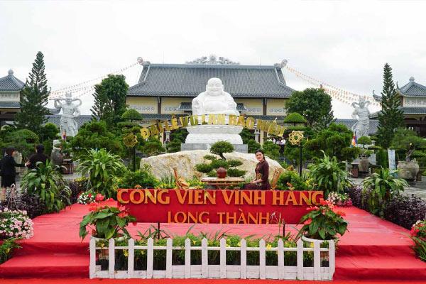 ĐẠI LỄ VU LAN 2019 diễn ra tại Công Viên Vĩnh Hằng Long Thành