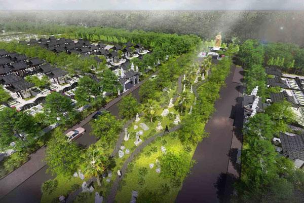 Báo Nhịp sống Kinh tế: Công viên Vĩnh Hằng Long Thành ký kết các Hợp tác chiến lược