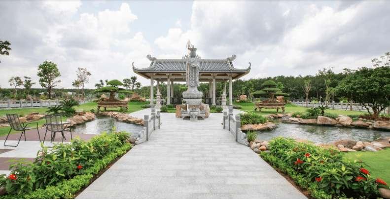 Khu mộ gia tộc - nơi lưu giữ văn hóa gia đình