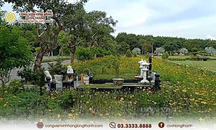 Báo Mới: Công viên Vĩnh Hằng Long Thành hiến tặng 'Khu tưởng niệm nạn nhân Covid-19' với 3.000 phần mộ